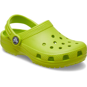 Crocs Classic Clogs Kinder lime punch